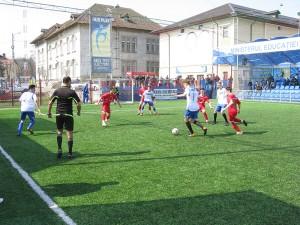 LPS Roman s-a calificat la turneul final al Olimpiadei Școlare la fotbal