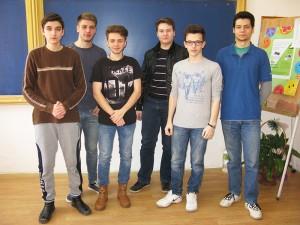Elevi calificaţi la Concursul naţional AcadNet 2015