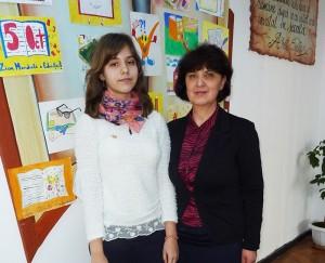 """Școala """"Vasile Alecsandri"""" va fi reprezentată la olimpiada națională de română"""