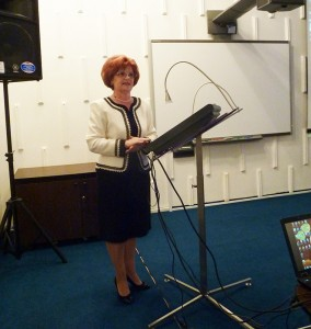 Doctor inginer Elena Trotuş, directorul SCDA Secuieni