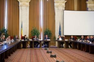Senatorul Ioan Chelaru face lobby pentru susținerea Proiectului de revizuire a Constituției