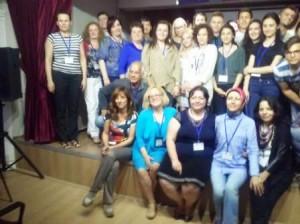 """Reuniune despre apă, în Turcia, cu elevi de la """"Miron Costin"""""""