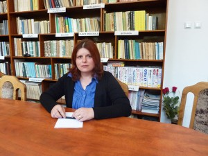 Doctor inginer Cătălina Adina Druţu