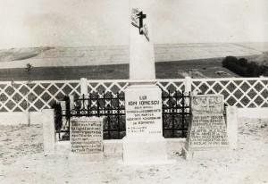Mormântul de la Brad