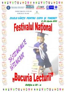 """""""Bucuria lecturii"""" a adus premii Liceului """"Vasile Alecsandri"""""""