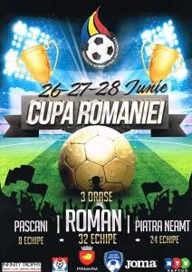 Gală națională de minifotbal la Roman