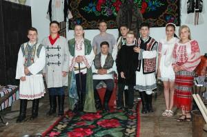 Muzeul etnografic Trifeşti, promovat de profesorul de istorie