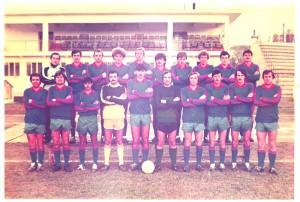 Echipa Laminorul Roman în 1985