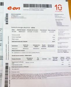 Regularizarea certificatelor verzi nu este factură de citire
