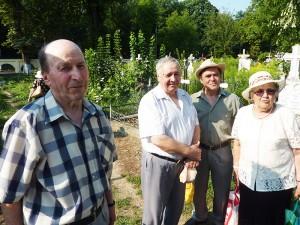 Foştii angajați ai Fontax s-au întâlnit pentru a 30-a oară