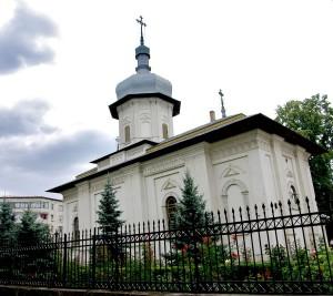 Biserica Precista Mare din Roman