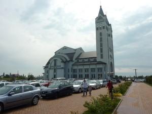 Noua biserică din Pildeşti