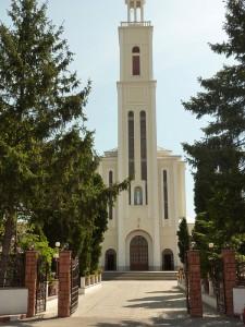 Biserica din Tămăşeni îşi serbează hramul