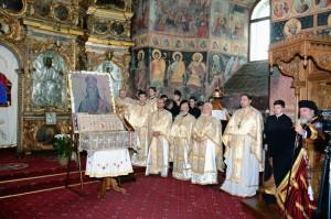 Cinstirea sfântului Teodosie de la Brazi la Catedrala Arhiepiscopală
