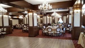 Primul restaurant din complexul Condor a fost inaugurat