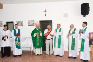 """Centrul Social """"Fericitul Anton Durcovici"""" din Pildeşti a fost sfințit"""