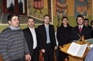 Mario Doro Ciucanu este noul preot din Parohia Cotu Vameş