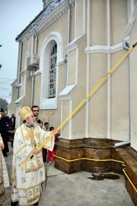Biserica din Simioneşti a fost resfințită