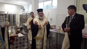 """Brutăria """"Betleem"""" a Arhiepiscopiei a fost sfințită"""