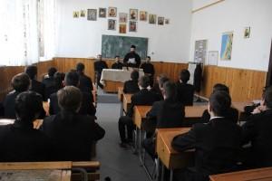 """Concurs la Liceul Teologic Ortodox """"Episcop Melchisedec"""""""