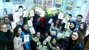 """Elevii de la Colegiul """"Miron Costin"""", tineri promotori ai societății civile"""