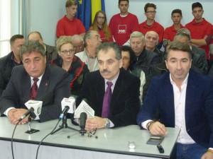 Gheorghe Oprea este candidatul PSD pentru Primăria Roman