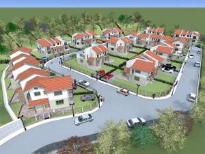 Un nou cartier rezidențial prinde contur în Roman
