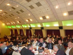 PSD Roman a sărbătorit pensionarii de ziua lor