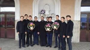 Liceenii romaşcani au comemorat Holocaustul