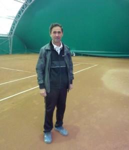 Antrenorul emerit Ioan Isciuc