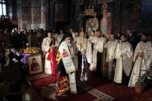 """""""Eftimie cel Bun"""" a fost evocat la Catedrala Arhiepiscopală"""