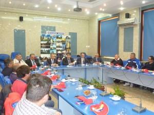 Echipa națională de minifotbal şi-a prezentat trofeele la Roman