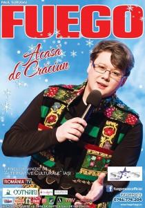 """Romaşcanii sunt invitați """"Acasă de Crăciun"""""""