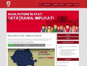 """Semnături pentru inițiativa legislativă """"i74"""", de Ziua Națională a României"""