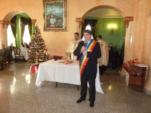 """60 de familii romaşcane au sărbătorit """"Nunta de aur"""""""
