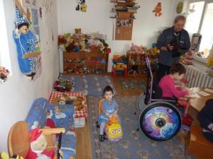 """Complexul """"Romanița"""", casă pentru copiii aflați în suferință"""