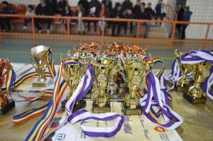 """Cupa """"Roman-Muşat"""" la tenis de câmp, ultimul turneu al anului"""