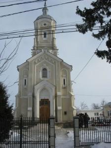 Cercetaşii din Pildeşti au vizitat parohia ortodoxă din Simioneşti