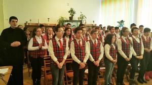 Poetul Mihai Eminescu a fost omagiat la şcoala care îi poartă numele