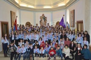 Cercetaşii din Pildeşti au sărbătorit Ziua Amintirii