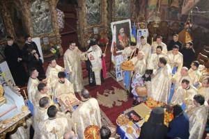 Episcopul Melchisedec Ștefănescu, evocat la Catedrala Arhiepiscopală